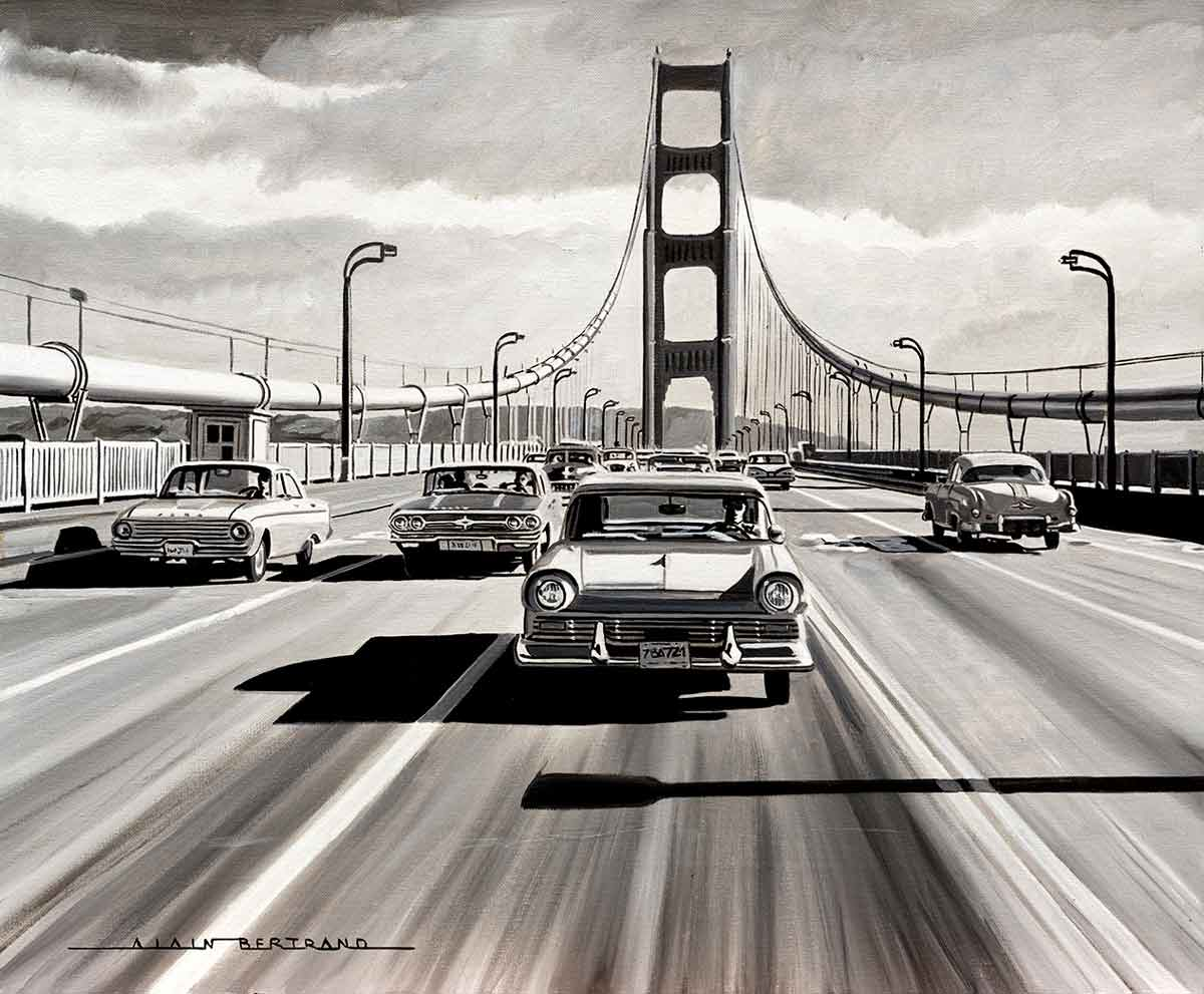 Catto Gallery Alain Bertrand Available Artwork