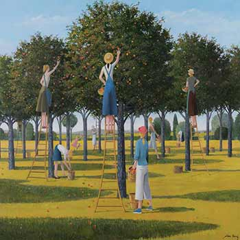 Alan Parry Exhibition image