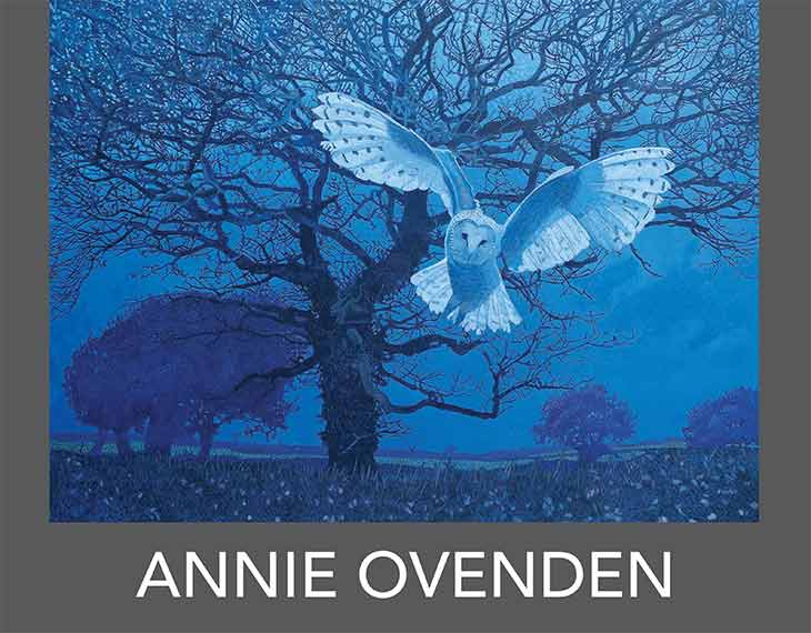 Annie Ovenden exhibition catalogue 2017 image
