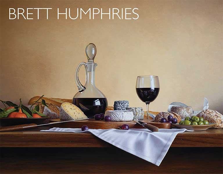 Brett Humphries Exhibition Image