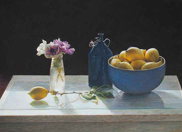 Colin Fraser Still Life Exhibition 2019 image