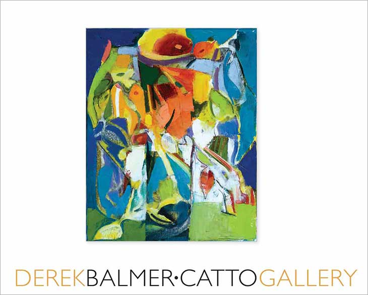 Derek Balmer catalogue image