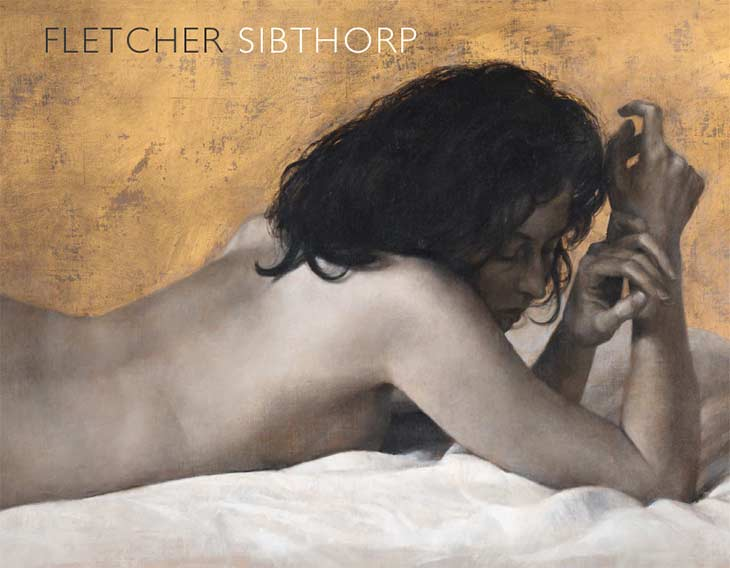 Fletcher Sibthorp exhibition catalogue image