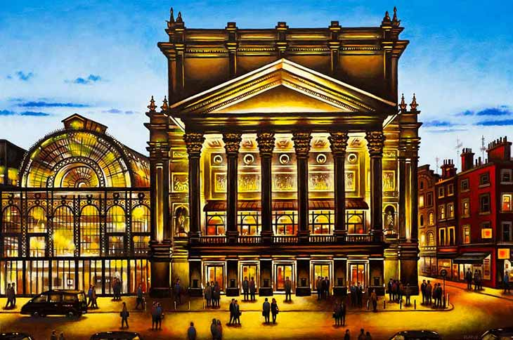 John Duffin Royal Opera House image