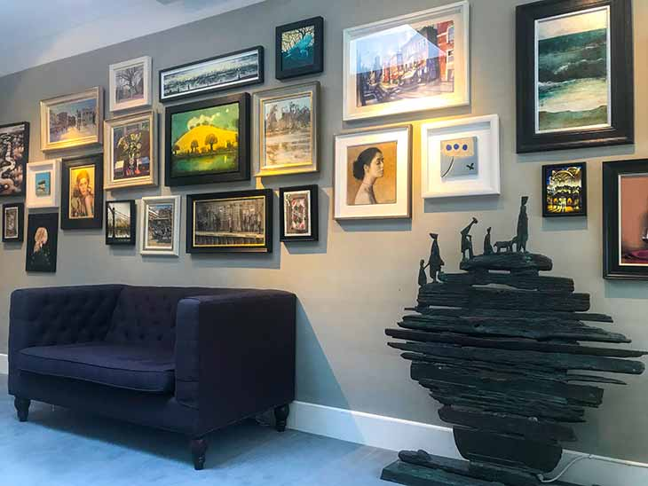 Catto Gallery - Contemporary art exhibitions Hampstead London
