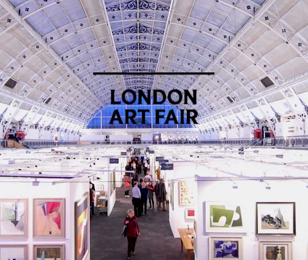 Catto Gallery London Art Fair 2020 image